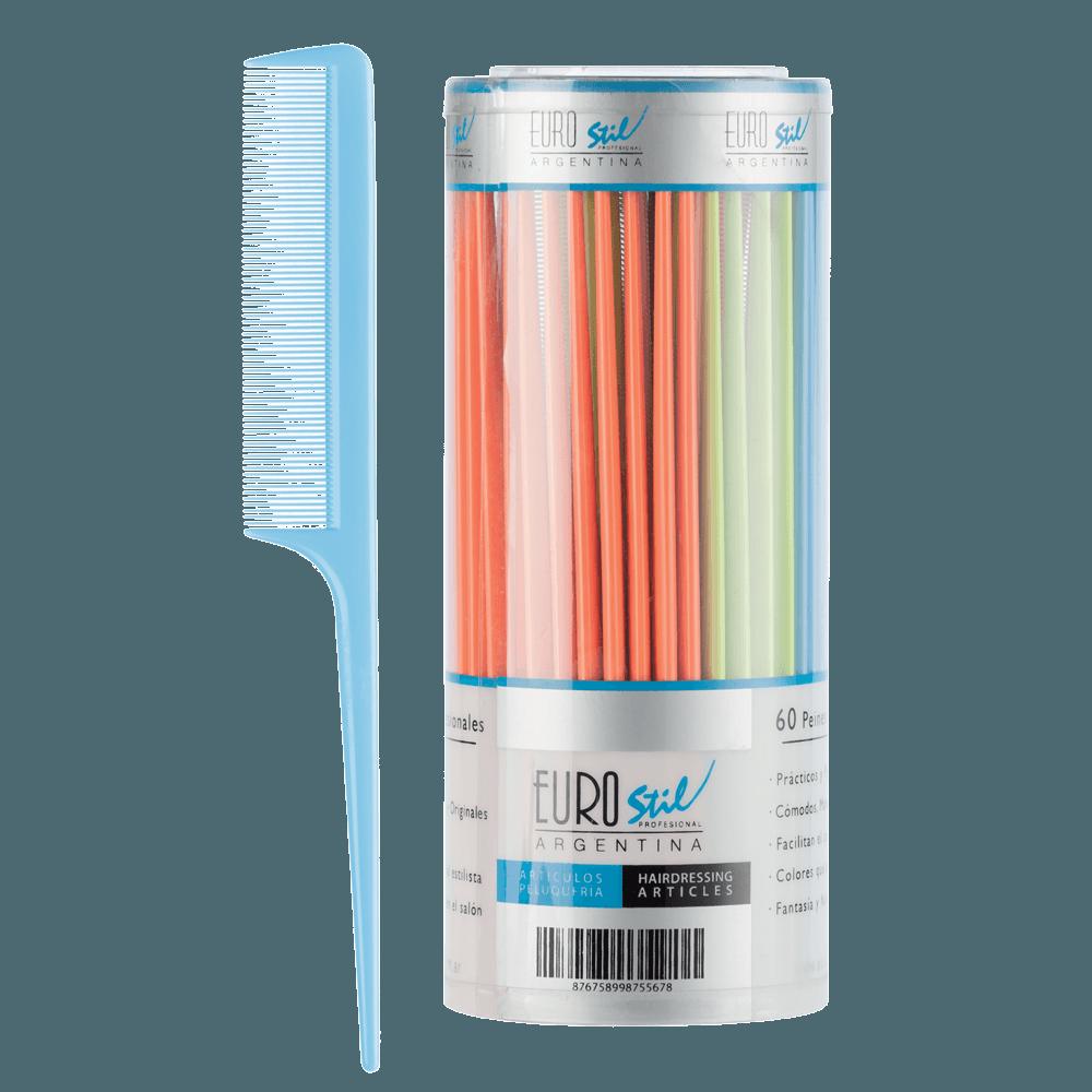 Peine colita colores flúo #53851