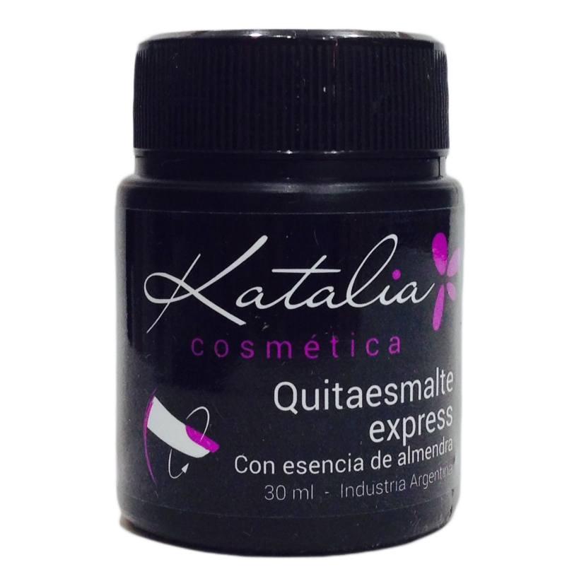 Quitaesmalte x 30 cc Express Katalia