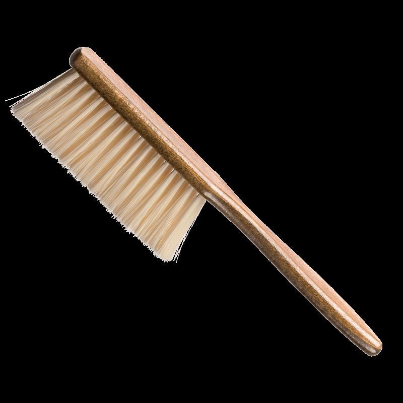 Cepillo cuello barbero madera #50595 (caja x 4) precio unidad